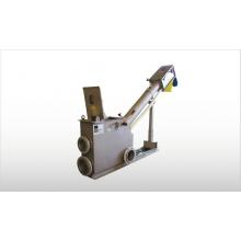 Шнековые решетки в герметичном резервуаре WASTEMASTER® GCPC-GCEC