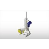 SEPCOM (Горизонтальный) Шнековый сепаратор для разделения твердой и жидкой фракций