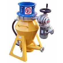 BLOBOY® Пневмотраспортная установка для сухих строительных смесей