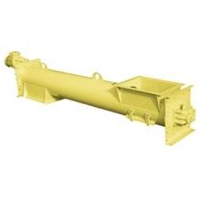 Трубчато-лотковый шнековый конвейер CAO