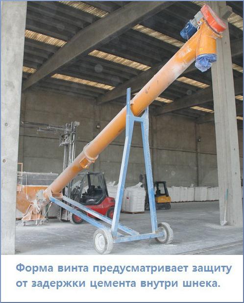 Шнек для бетона купить устройство стяжки из керамзитобетона
